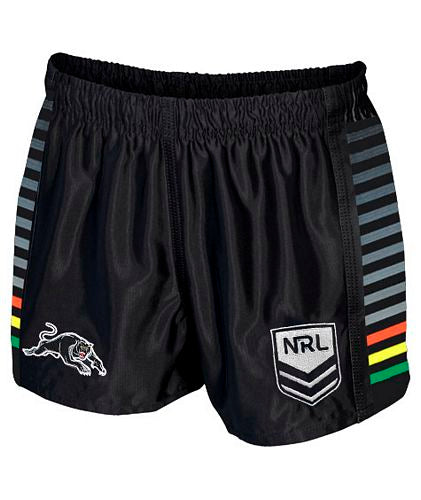 Penrith Panthers Mens Replica Player Shorts