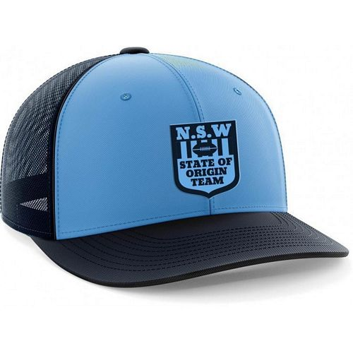 NSW Blues Heritage Trucker Cap