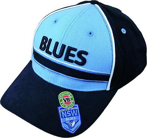 NSW Blues Supporter Cap - Conversion
