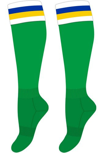 Canberra Raiders Replica Players Socks