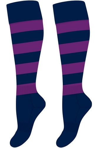 Melbourne Storm Replica Players Socks