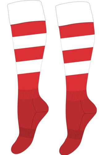 St George Illawarra Dragons Replica Players Socks