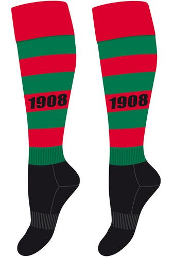 South Sydney Rabbitohs Replica Players Socks