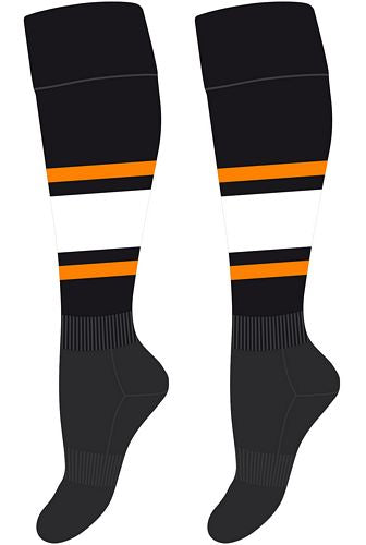 Wests Tigers Replica Players Socks