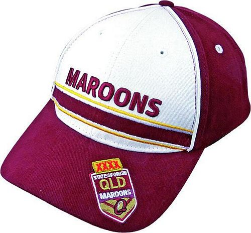 QLD Maroons Supporter Cap - Conversion