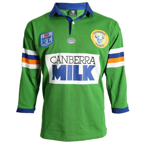 Canberra Raiders 1994 Retro Jersey