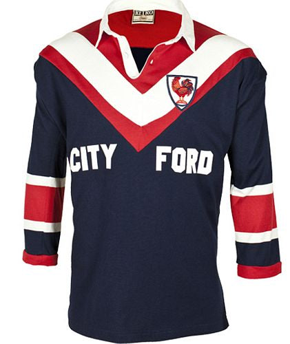 Sydney Roosters 1976 Retro Jersey