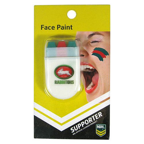 South Sydney Rabbitohs Face Paint Stick