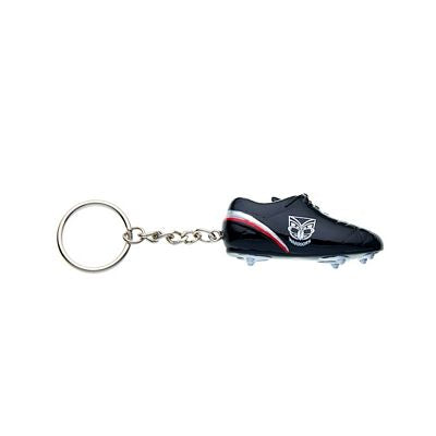 NZ Warriors Keyring - Boot