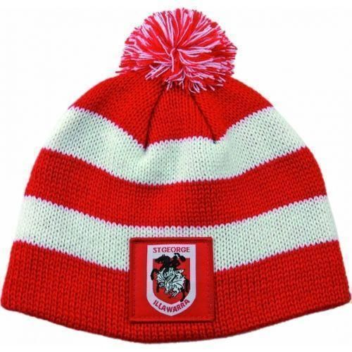 St George Illawarra Dragons Baby / Toddler Beanie