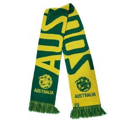 Socceroos Reversible Scarf - Wordmark
