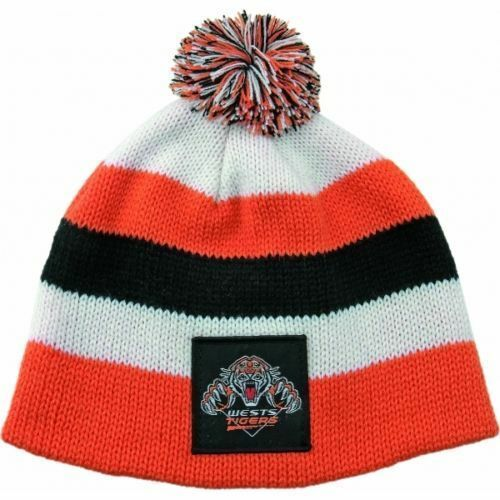 Wests Tigers Baby / Toddler Beanie