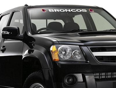 Brisbane Broncos Car Windscreen Sticker