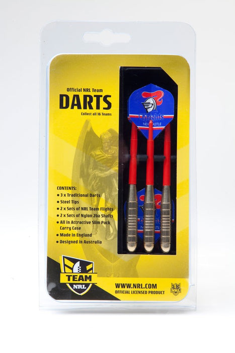 Newcastle Knights Darts (3pk)