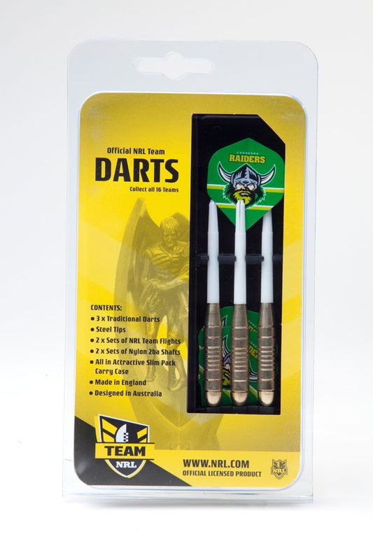 Canberra Raiders Darts (3pk)