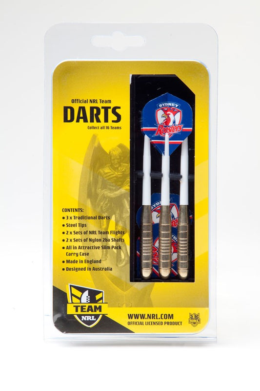 Sydney Roosters Darts (3pk)