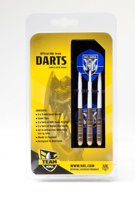 Canterbury Bulldogs Darts (3pk)