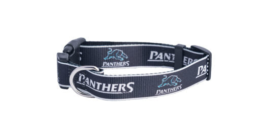 Penrith Panthers Dog Collar