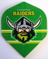 Canberra Raiders Dart Flights (3pk)