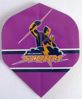 Melbourne Storm Dart Flights (3pk)