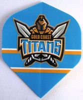 Gold Coast Titans Dart Flights (3pk)