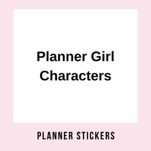 Girl Collection Stickers