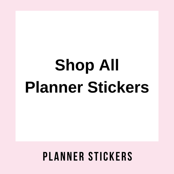 SHOP All Stickers