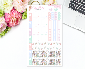 Reindeer Girl Collection - Hobonichi Weeks Essentials
