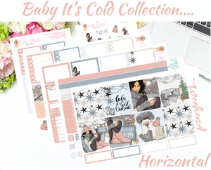 Baby It's Cold - Horizontal Weekly Kit