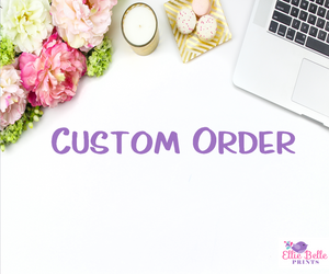 Custom Order - Additional Shipping Fees