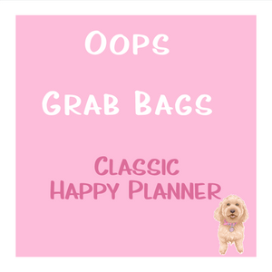 OOPS GRAB BAG STICKERS - CLASSIC HP MEGA PACK