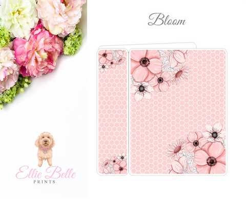 MINI Sticker Album (Small Sheets) - Bloom