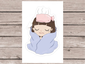 Sick Stickers - Girl Collection 2