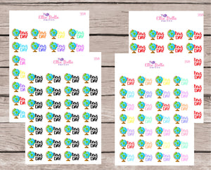 News Day Decorative Stickers [358]
