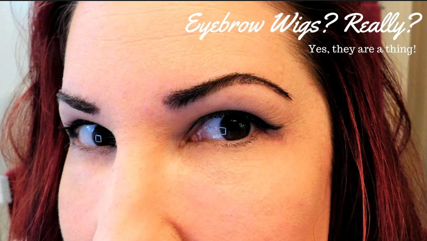 Most Realistic Fake Eyebrows for those with No Brows