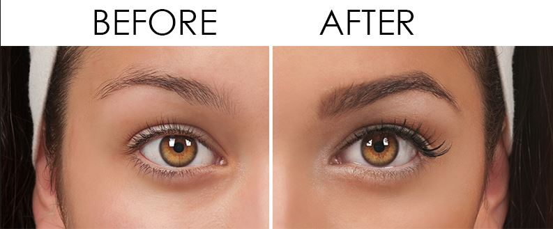 How to Apply False Brows in 10 Steps