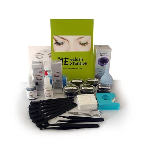 #1 LASH EXTENSION KIT