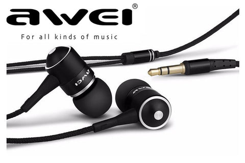 Noise Cancelling EARPHONE HEADPHONE HEADSET FOR  IPHONE SAMSUNG