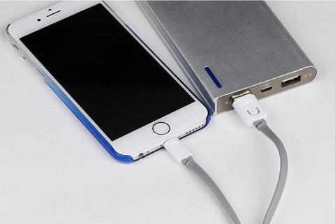 iPhone Cable IOS 10 9 USAMS 2.1A Fast Charging