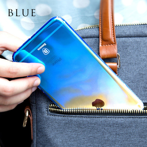 Baseus Color Gradient Phone Case For iPhone 7