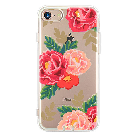 Silicone Case For iPhone 7 , 7 Plus, 6s 5S