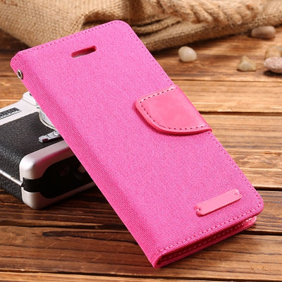 Leather flip wallet for iPhone 6 6S iPhone 7 Plus 5S SE i5 Samsung Galaxy S6 S7 Edge Samsung S8 Plus