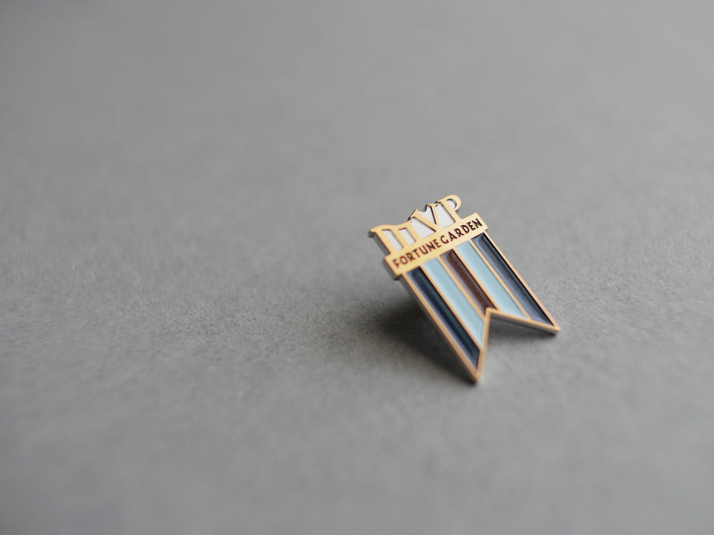 MVP Pin Badges