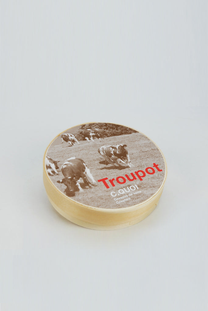 Troupot Coaster by C.quoi