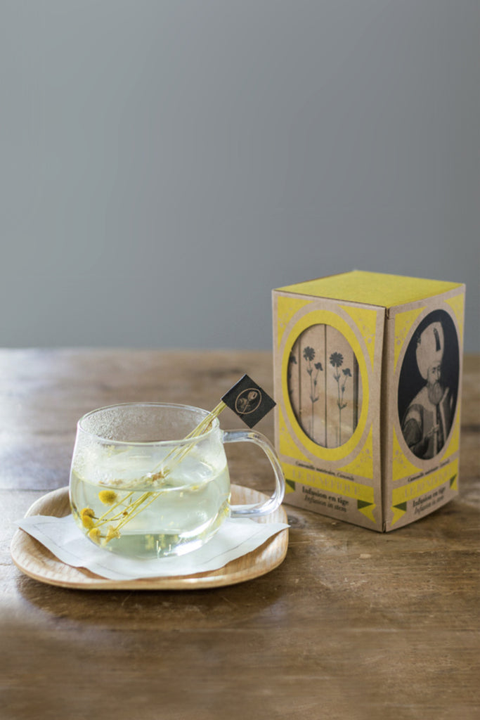 Chamomile Herb Tea by Le Benefique