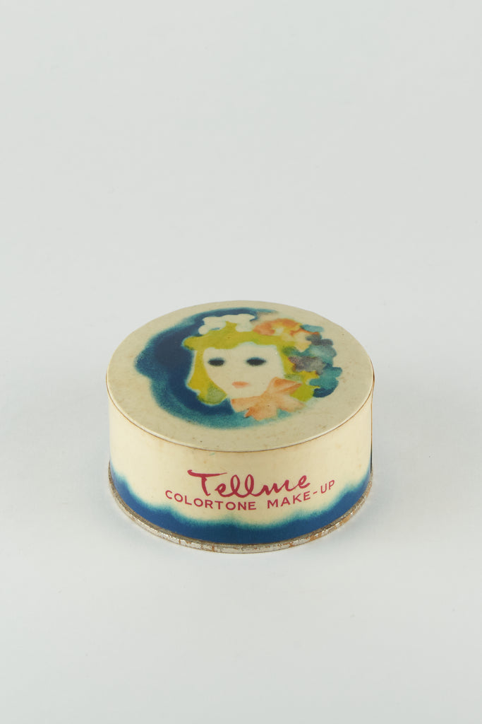 Vintage Powder Box #U