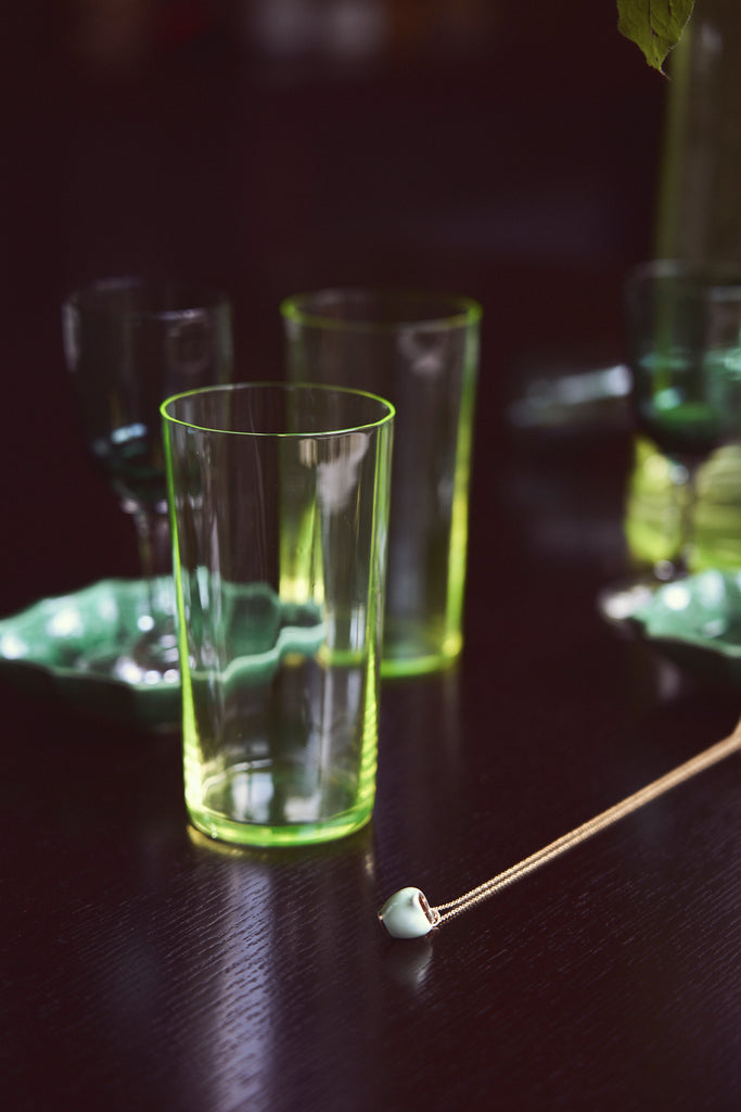 Uranium Water Glass