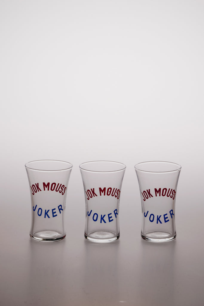 JOK MOUSS JOKER Mini Glass