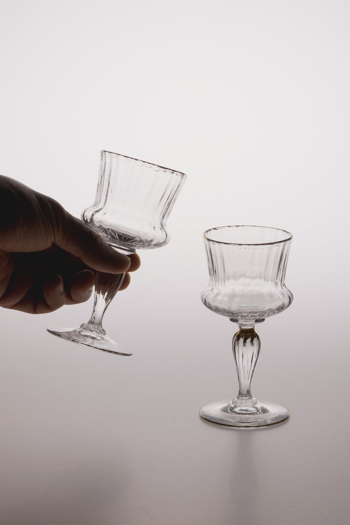Ducal Wine Glass by Daum