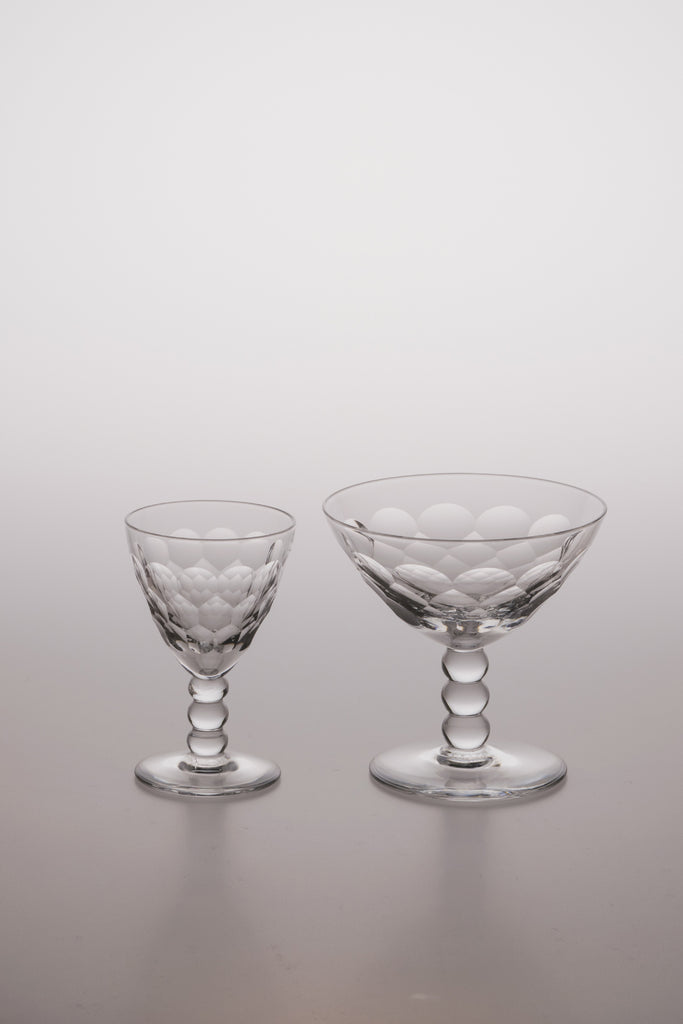 Saint Helier Champagne Coupe by Baccarat